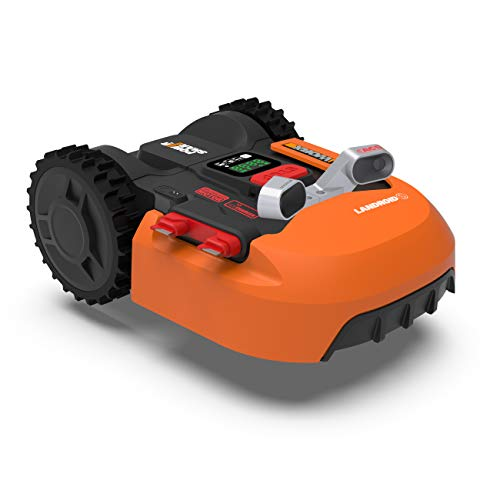 WORX WR900E Robot cortacésped, Naranja, bis zu 500m2