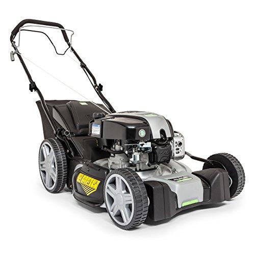 Murray EQ700X - Cortacésped de gasolina autopropulsado de empuje de 21'/53cm con motor Briggs & Stratton 750EX Series DOV