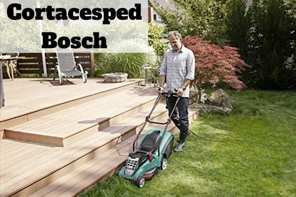 Comprar cortacésped Bosch