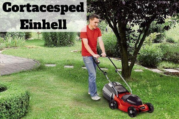 Comprar cortacésped Einhell