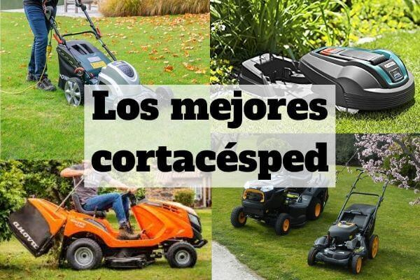 mejores cortacesped